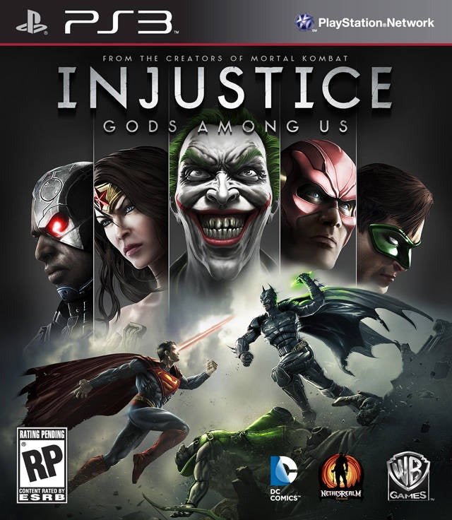 Injustice: Gods Among Us - PS3 (Pre-owned)