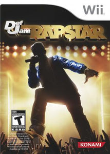 Def Jam Rapstar - Wii (Pre-owned)