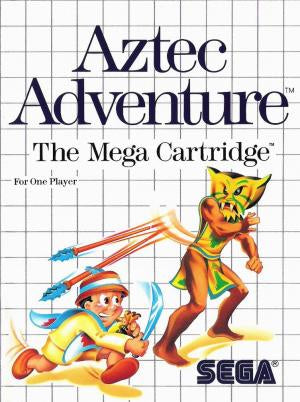 Aztec Adventure - SMS (Pre-owned)
