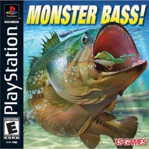 Monster Bass - PS1 (Pre-owned)