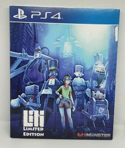 Lili: Child of Geos Limited Edition (Limited Run Games) - PS4