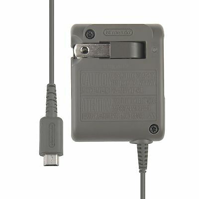 Nintendo DS Lite AC Adapter Power Cable Official Used NDS
