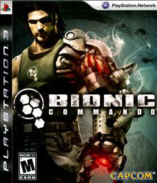 Bionic Commando - PS3 (Pre-owned)