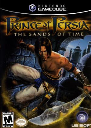 Prince of Persia Sands of Time - Gamecube (Pre-owned)