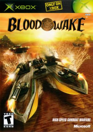 Blood Wake - Xbox (Pre-owned)