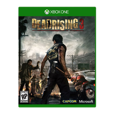 Dead Rising 3 - Xbox One (Pre-owned)