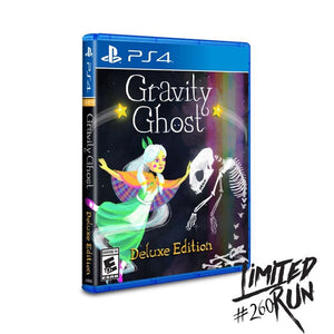 Gravity Ghost: Deluxe Edition (Limited Run Games) - PS4