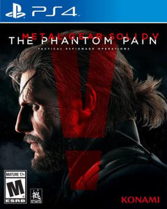 Metal Gear Solid V: The Phantom Pain - PS4 (Pre-owned)