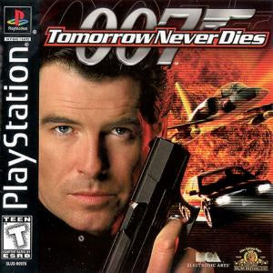 Tomorrow Never Dies - PS1 (Pre-owned)