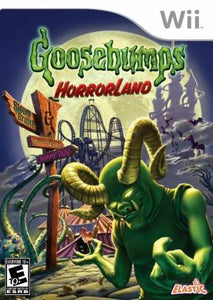 Goosebumps Horrorland - Wii (Pre-owned)