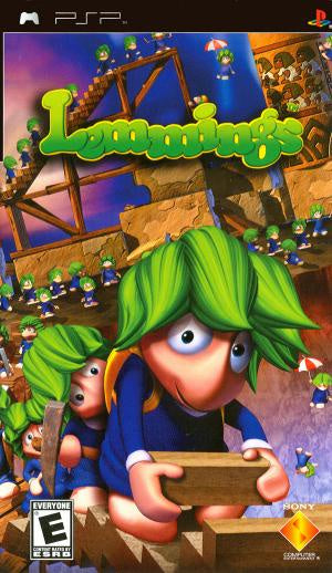 Lemmings - PSP (Pre-owned)