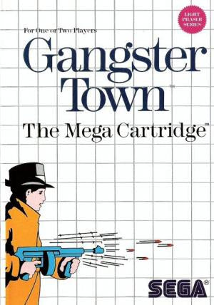 Gangster Town - SMS (Pre-owned)