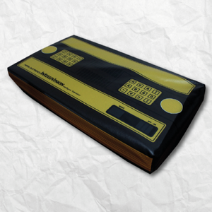 Intellivision Console Dust Cover - Vinyl