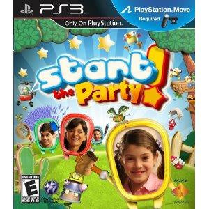 Start the Party - PS3 (Pre-owned)