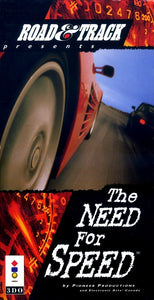 Road & Track Presents: The Need for Speed (Long Box) - 3DO (Pre-owned)