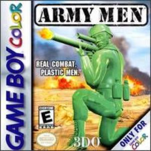Army Men - GBC (Pre-owned)