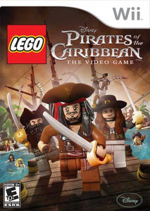 LEGO Pirates of the Caribbean: The Video Game - Wii (Pre-owned)