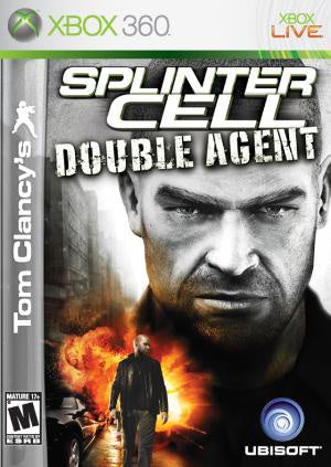 Splinter Cell Double Agent - Xbox 360 (Pre-owned)