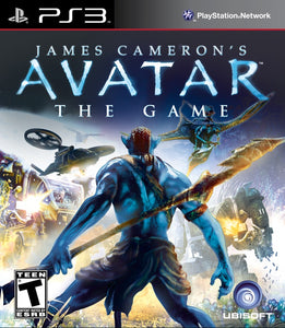Avatar: The Game - PS3 (Pre-owned)