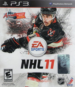 NHL 11 - PS3 (Pre-owned)