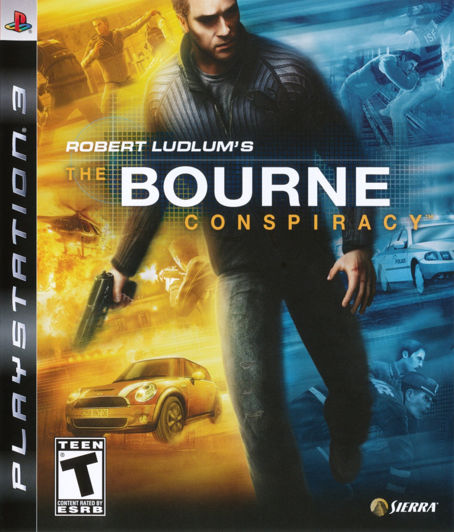 Robert Ludlum's The Bourne Conspiracy - PS3 (Pre-owned)