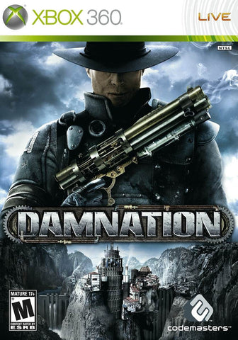 Damnation - Xbox 360 (Pre-owned)
