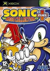 Sonic Mega Collection Plus - Xbox (Pre-owned)