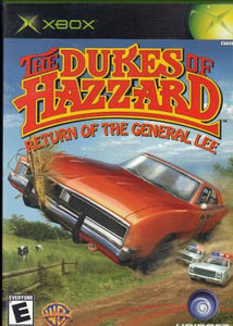 Dukes of Hazzard Return of the General Lee - Xbox (Pre-owned)