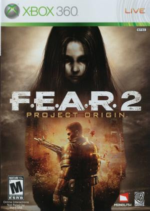 F.E.A.R. 2 Project Origin - Xbox 360 (Pre-owned)