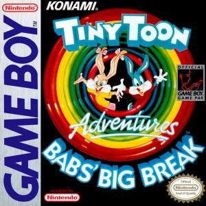 Tiny Toon Adventures Babs' Big Break - GB (Pre-owned)