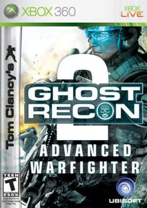 Ghost Recon Advanced Warfighter 2 - Xbox 360 (Pre-owned)