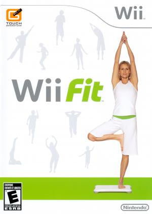 Wii Fit - Wii (Pre-owned)
