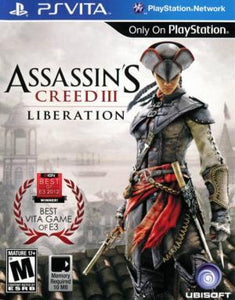 Assassin's Creed III: Liberation - PS Vita (Pre-owned)