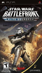 Star Wars Battlefront: Elite Squadron - PSP (Pre-owned)