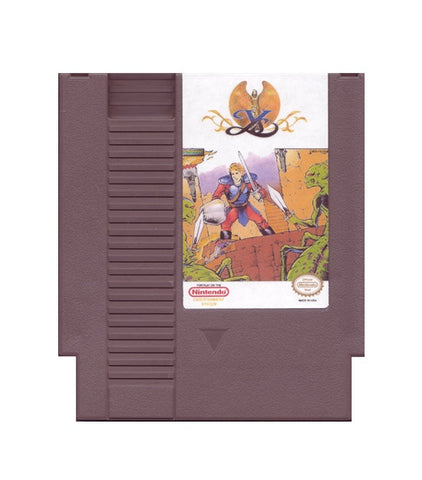 Y's (Reproduction) - NES (Pre-owned)