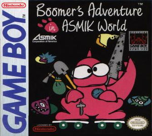 Boomer's Adventure in Asmik World - GB (Pre-owned)