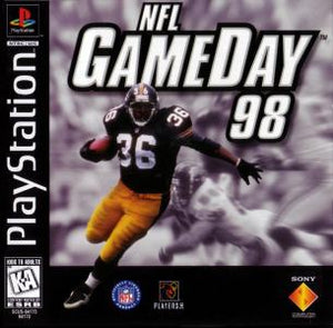 NFL Gameday 98 - PS1 (Pre-owned)