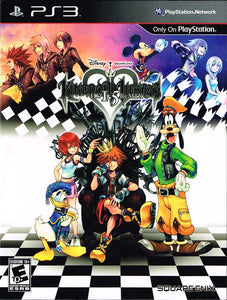 Kingdom Hearts HD 1.5 Remix - PS3 (Pre-owned)