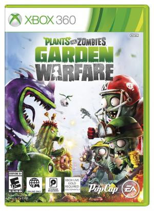 Plants vs. Zombies: Garden Warfare - Xbox 360 (Pre-owned)