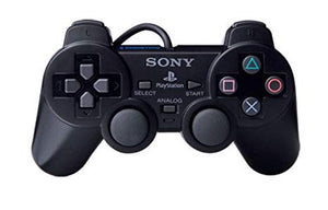 Playstation 2 Dualshock 2 Controller Official PS2 (Black)