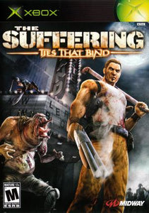The Suffering Ties That Bind - Xbox (Pre-owned)
