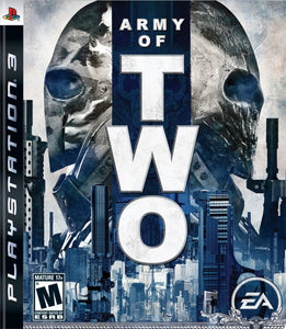 Army of Two - PS3 (Pre-owned)
