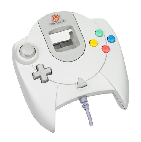 Dreamcast Controller White Official Sega Original Game Pad
