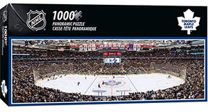 MasterPieces NHL Toronto Maple Leafs Panoramic Puzzle (1000 pieces)