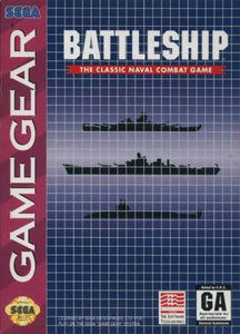 Battleship - Game Gear (Pre-owned)