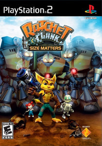 Ratchet and Clank Size Matters - PS2 (Pre-owned)