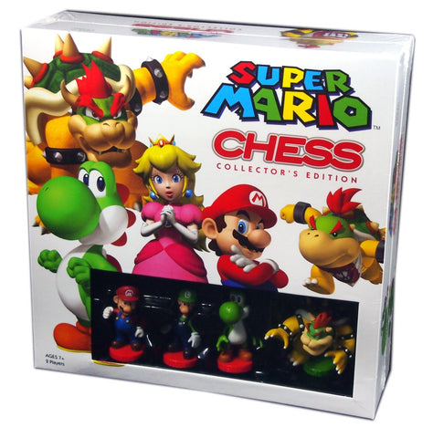 Super Mario Chess Set (Box)