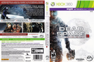 Dead Space 3 Limited - Xbox 360 (Pre-owned)