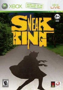 Sneak King - Xbox 360 (Pre-owned)