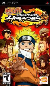 Naruto: Ultimate Ninja Heroes - PSP (Pre-owned)